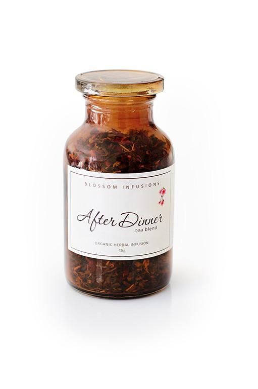 Blossom Wellbeing - After Dinner Herbal Tea Blend