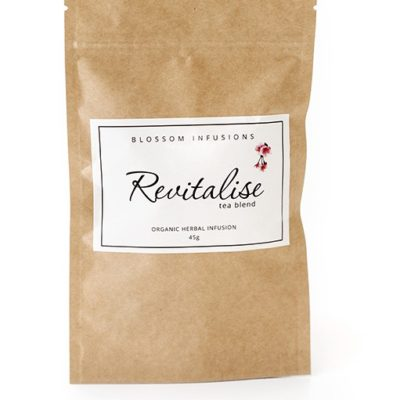 Online Tea Shop: Revitalise Herbal Tea by Blossom Wellbeing Australia
