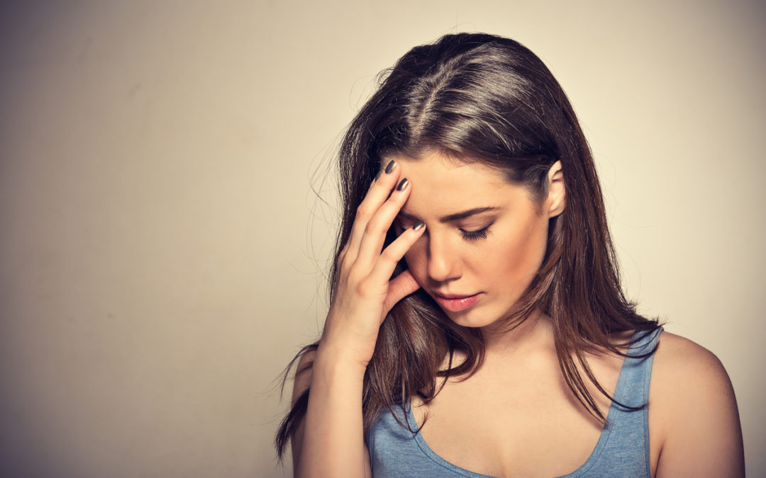 Do you suffer from anxiety before your period?