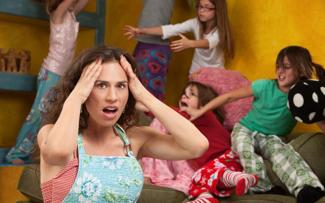5 Habits That Keep Mums Feeling Tired and Stressed..